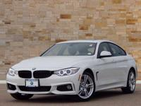 This 2017 BMW 4 Series comes with AWD, Advanced