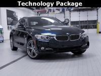 2017 BMW 4 Series 3.0L 6-Cylinder DOHC 24V Turbocharged