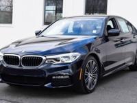 2017 BMW 5 Series 530i AWD.  Options:  Wheels: 18 X 8