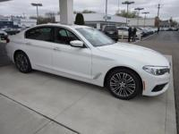 2017 BMW 5 Series 530i 33/23 Highway/City MPG  Options: