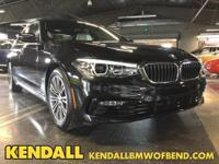 This 2017 BMW 5 Series 530i xDrive is proudly offered
