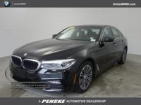 BMW Certified, CARFAX 1-Owner, GREAT MILES 9,499! JUST