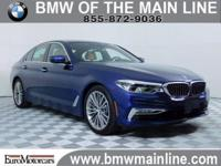 CARFAX 1-Owner, BMW Certified, GREAT MILES 9,163! EPA