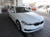 2017 BMW 5 Series 540i  Options:  Wheels: 18 X 8