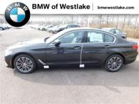 All-new BMW 540i xDrive Sedan equipped with Sport Line,