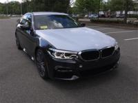 Dark Graphite Metallic 2017 BMW 5 Series 540i xDrive