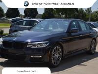 2017 BMW 5 Series 540i xDrive 29/20 Highway/City MPG