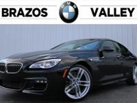 *2017 BMW 640I GRAN COUPE ! M PERFORMANCE PACKAGE ! M