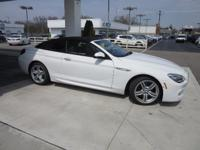 2017 BMW 6 Series 650i xDrive  Options:  Wheels: 19 X