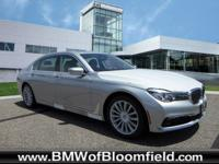 Take a look at the BMW 7 Series and marvel at the apex