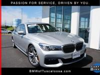 BMW of Tuscaloosa presents this low mileage BMW