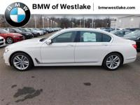New 750i xDrive Luxury Sedan with Executive Package,