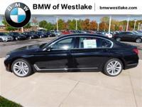 All-new 2017 BMW 750i xDrive Sedan with induvidual