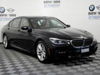 This 2017 BMW 7 Series 750i xDrive is proudly offered