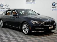 This 2017 BMW 7 Series 750i xDrive is offered to you