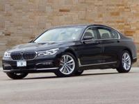 This 2017 BMW 7 Series comes with AWD, Active Driving