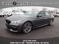 2017 BMW 7 Series 750i Xdrive...Features Include: