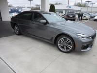 2017 BMW 7 Series 750i xDrive  Options:  Wheels: 19 X