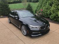 The Ultimate Driving Machine! 2017 BMW Alpina B7