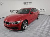 2017 BMW 340i Sedan with only 7694 miles. Loaded with