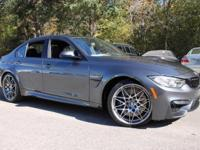 2017 BMW M3  Options:  Heated Front Sport