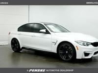 2017 BMW M3 - Climate Control, Dual Zone Climate