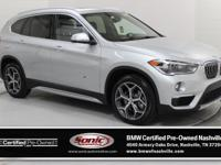 This Certified Pre-Owned 2017 BMW X1 sDrive28i