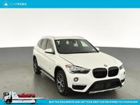 Can't get your mind off a 2017 BMW X1 with 27.1 cu. ft.