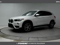 2017 BMW X1 sDrive28i - Air Conditioning, Climate