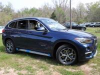 2017 BMW X1 sDrive28i 32/23 Highway/City MPGAwards:  *