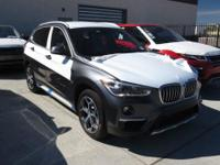 2017 BMW X1 sDrive28i 32/23 Highway/City MPG Awards: *