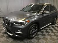 BMW Certified. Nice SUV! Call us now! Want to save some