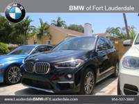 BMW Certified, GREAT MILES 14,594! Navigation, Sunroof,