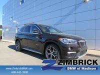 Options:  2017 Bmw X1 Xdrive28i Sports Activity