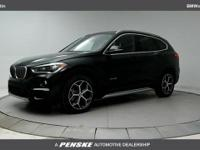 2017 BMW X1 xDrive28i 31/22 Highway/City MPG - Air