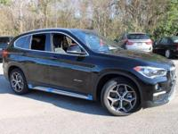 2017 BMW X1 xDrive28i 31/22 Highway/City MPGAwards:*