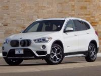 This 2017 BMW X1 comes with AWD, Ambient Lighting,