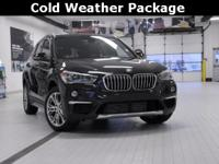2017 BMW X1 2.0L 4-Cylinder DOHC 16V TwinPower Turbo