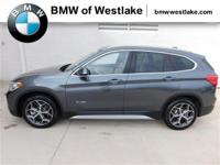 BMW X1 xDrive28i equipped with Luxury Package, xLine,