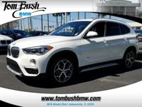 Check out this gently-used 2017 BMW X1 we recently got