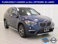 ***WOW! FLAWLESS LOADED AND SUPER LUXURIOUS BMW X1