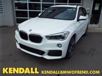 This 2017 BMW X1 xDrive28i is offered to you for sale