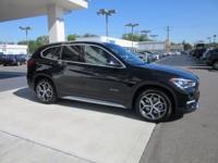 2017 BMW X1 xDrive28i 31/22 Highway/City MPGAwards:  *