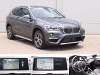New Price! 2017 Mineral Grey BMW X1 xDrive28i *BMW