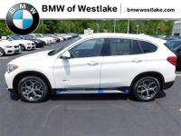 BMW X1 xDrive28i equipped with xLine, Cold Weather