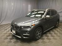 BMW Certified. Gasoline! AWD! Are you interested in a