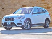 This 2017 BMW X1 comes with AWD/all-wheel drive, Mocha