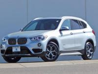 This 2017 BMW X1 comes with 2.0L 4-Cylinder DOHC 16V