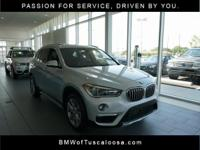 BMW of Tuscaloosa presents this new 2017 BMW X1
