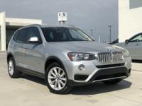 Perfect Certified Pre-Owned 2015 BMW X3 sDrive28i with